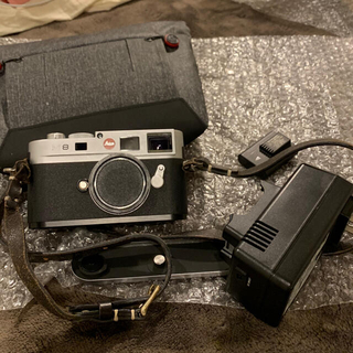 ライカ(LEICA)のライカ M8 シルバークローム ボディ(デジタル一眼)