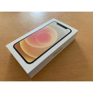 アップル(Apple)の残債なし安心利用制限◯ 新品Apple iPhone12mini SIMフリー(スマートフォン本体)