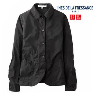 UNIQLO - セール中★美品イネス*レア初期シャツジャケットLブラック