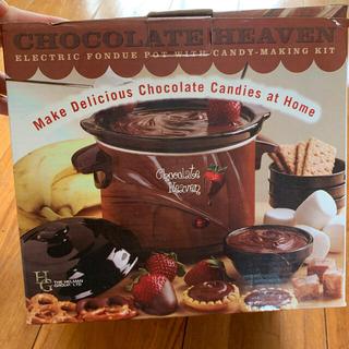 チョコレートフォンデュ (調理道具/製菓道具)