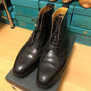 Crockett&Jones - Paul Smith別注 CROCKETT&JONES クロケット&ジョーンズ