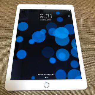 iPad - ipad air2 9.7インチ 16GB wifi&セルラー シルバー