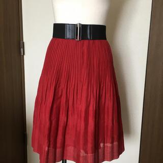 ANAYI - ANAYIアナイ   赤スカート36