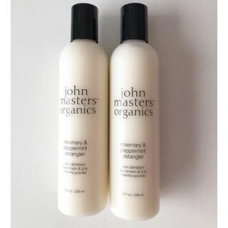 John Masters Organics - ジョンマスターオーガニック R&Pデタングラー2本