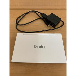 SHARP - 電子辞書 SHARP Brain PW-SJ2
