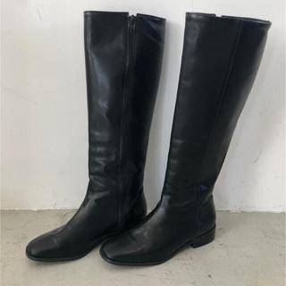 TODAYFUL - lilou long boots ロングブーツ ブラック