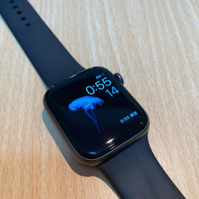 Apple Watch(アップルウォッチ)のApple Watch series4 44mm GPS メンズの時計(腕時計(デジタル))の商品写真