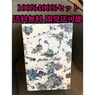 メディコムトイ(MEDICOM TOY)の Jackson Pollock Studio SPLASH be@rbrick(その他)