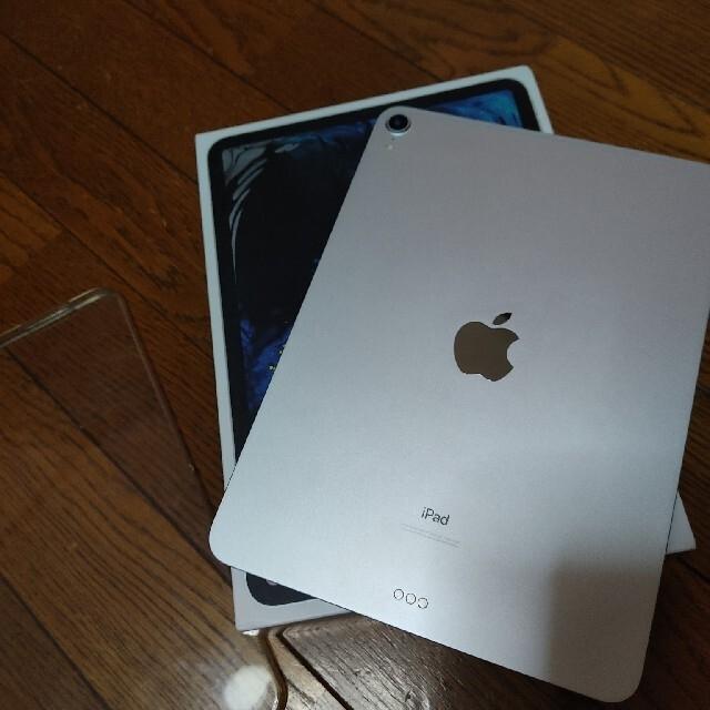 iPad(アイパッド)のipad  pro11インチ シルバー64gb wifi  スマホ/家電/カメラのPC/タブレット(タブレット)の商品写真