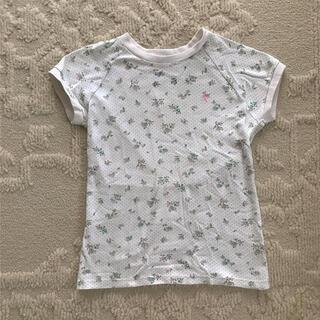 ロキエ(Lochie)のflower T shirt(Tシャツ(半袖/袖なし))