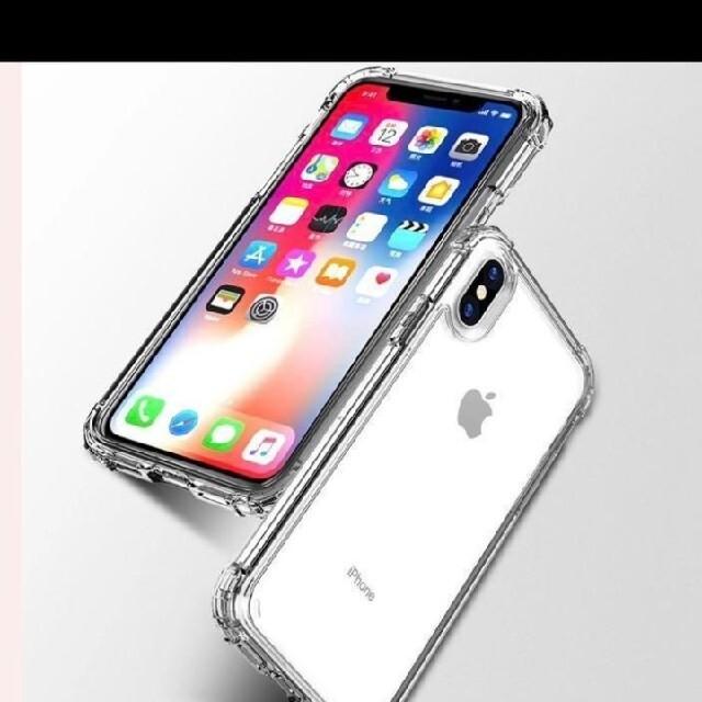 大人気iPhone11proケース クリア 強化TPU スマホ/家電/カメラのスマホアクセサリー(iPhoneケース)の商品写真
