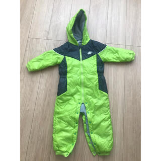 ナイキ(NIKE)のNIKE 子供服(スノーウエア、防寒着、アウター)(カバーオール)