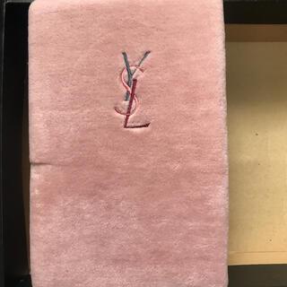 サンローラン(Saint Laurent)のイヴサンローラン  あったか ボアシーツ ピンク 新品 シングルサイズ(シーツ/カバー)