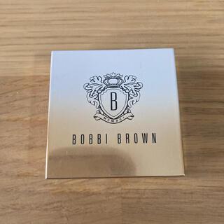 ボビイブラウン(BOBBI BROWN)のボビィブラウン ミニ ハイライティング パウダー 01 ピンクグロウ(フェイスカラー)