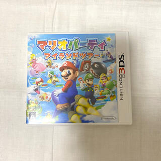 ニンテンドー3DS(ニンテンドー3DS)のNintendo 3DS ソフト マリオパーティ アイランドツアー(携帯用ゲームソフト)