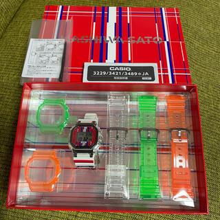 G-SHOCK - 【新品】 佐藤可士和 会場限定 G-SHOCK DWE-5600KSS‐7JF