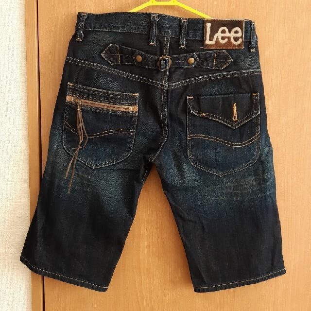 Lee(リー)のデニム 短パン ジーンズ【Lee】 メンズのパンツ(デニム/ジーンズ)の商品写真