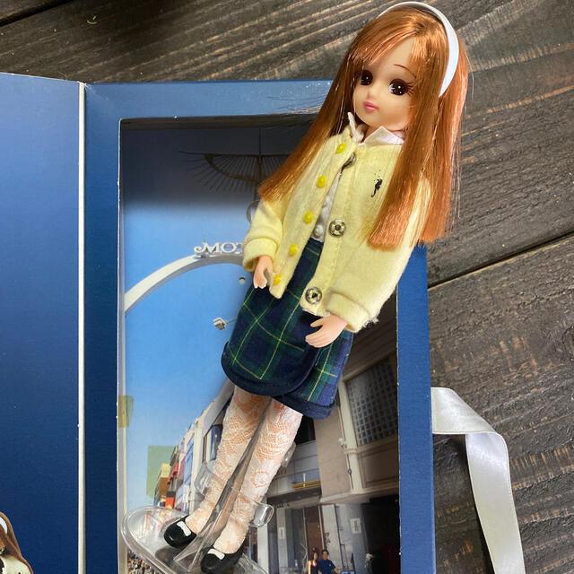 Takara Tomy(タカラトミー)の希少 元町リカちゃん  エンタメ/ホビーのおもちゃ/ぬいぐるみ(キャラクターグッズ)の商品写真