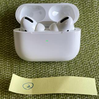 Apple - エアポッズプロ AirPods Pro w  Case②