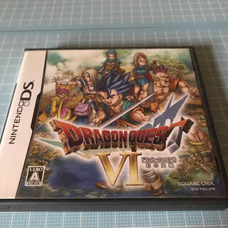 ニンテンドーDS(ニンテンドーDS)のドラゴンクエストVI 幻の大地 DS(携帯用ゲームソフト)