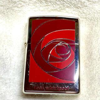 ジッポー(ZIPPO)のジッポー ZIPPO ライター rose whirlpool(タバコグッズ)