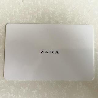 ZARA - ZARA バウチャーカード 残高 21306円 ザラ  ギフトカード