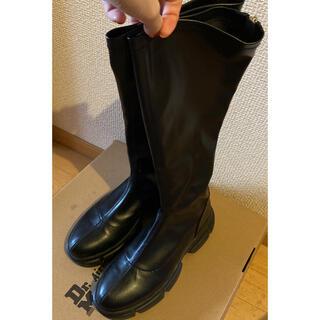 ジュエティ(jouetie)のjouetie ボリュームロングブーツ ジュエティ 24.5cm Lサイズ(ブーツ)