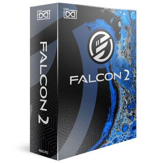 UVI Falcon 2 + エクスパンション × 4(ソフトウェアプラグイン)