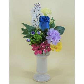 ◆仏花・造花◆SS ブルーローズ・ミニカーネーション(その他)