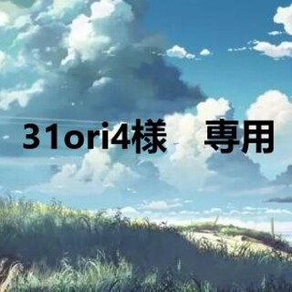 31ori4様 専用(その他)