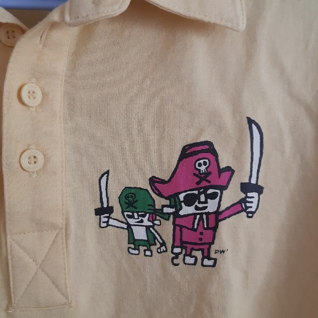 LAUNDRY(ランドリー)の襟付Tシャツ 横浜限定 海賊【ランドリー(Laundry)】 メンズのトップス(Tシャツ/カットソー(半袖/袖なし))の商品写真