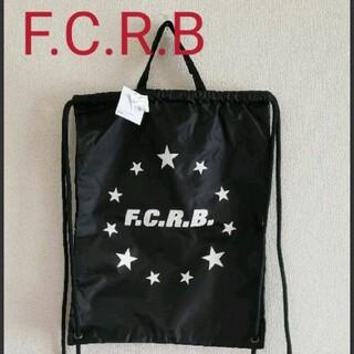 F.C.R.B. - F.C.R.Bエフシーアールビー ロゴプリントナイロンナップサック