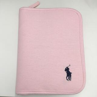 ポロラルフローレン(POLO RALPH LAUREN)のラルフローレン 母子手帳ケース ライトピンク(母子手帳ケース)