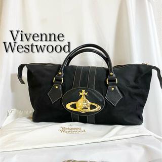 ヴィヴィアンウエストウッド(Vivienne Westwood)のvivienne westwood ベイカーストリート バッグ(ボストンバッグ)