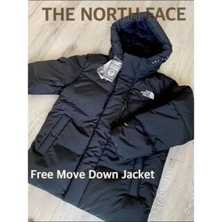 THE NORTH FACE - SALE!新品 ノースフェイス フリームーブダウンジャケットL ホワイトレーベル