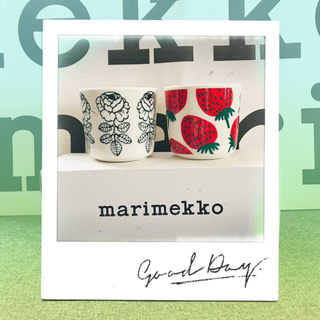 marimekko - Marimekko マリメッコ ラテマグ  セット🎵