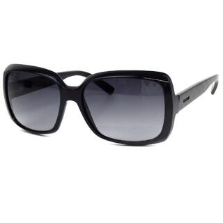Gucci - グッチ GG柄 ブラック グラデーションレンズ サングラス 17-650