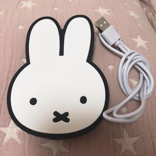 ミッフィのワイヤレス充電器
