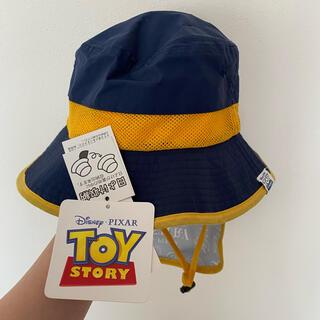 ディズニー(Disney)のトイストーリー バケットハット 日よけ 子供用 disney 新品未使用(ハット)