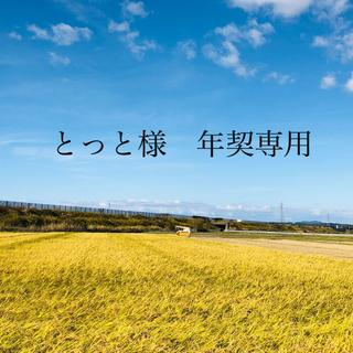 【とっと様 年契専用】令和2年度 あきたこまち精米30Kg×5(米/穀物)