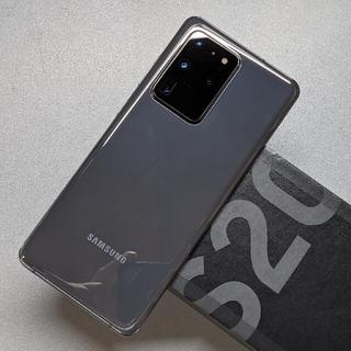 Galaxy - Galaxy S20 Ultra 5G グレイ 12/256GB 香港版