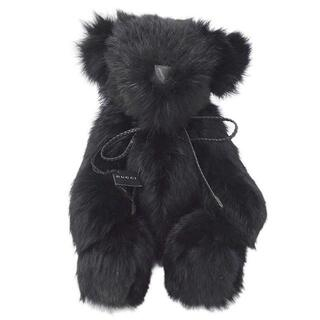 グッチ(Gucci)のグッチ テディベア クマ くま 熊 ぬいぐるみ ブラック 黒(ぬいぐるみ)