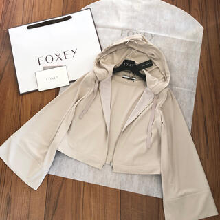 FOXEY - フォクシー 新品パーカー 38