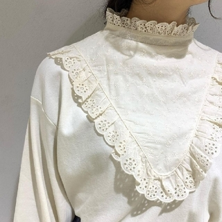 SM2 - 【新品タグ付】SM2  フリルデザインTシャツ