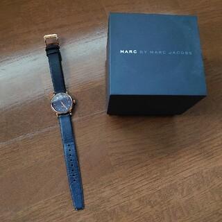 マークバイマークジェイコブス(MARC BY MARC JACOBS)のMARC BY MARCJACOBS 時計 箱付き(腕時計)