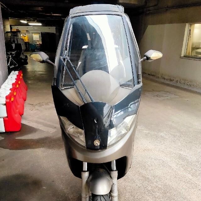 Uber 宅配 ルーフ付き アディバAD125 ファミリーバイク特約対応  自動車/バイクのバイク(車体)の商品写真