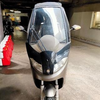 Uber 宅配 ルーフ付き アディバAD125 ファミリーバイク特約対応