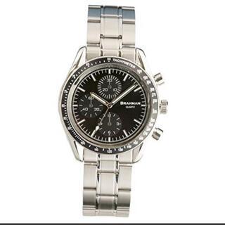 ブラフマン メンズ腕時計 ブラック