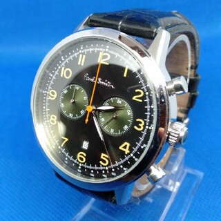 Paul Smith - ポールスミス腕時計 クロノグラフ 電池交換済!