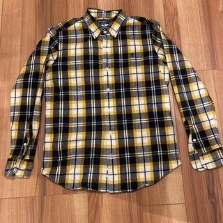 ジムフレックス(GYMPHLEX)のジムフレックス チェックシャツ Sサイズ(シャツ)